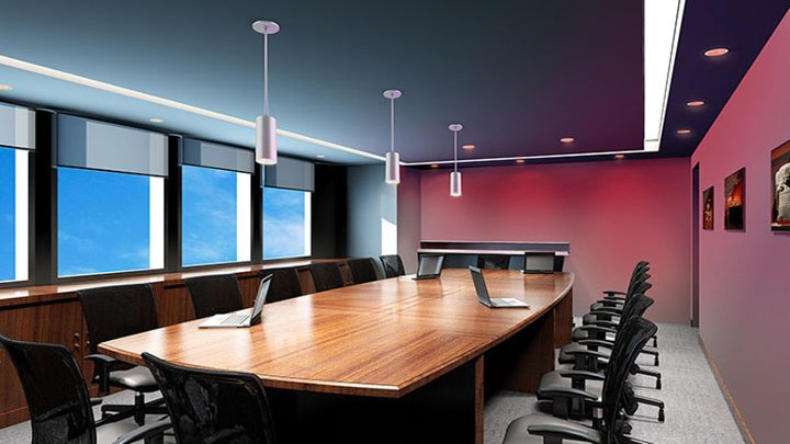 Lightolier upgrades Calculite Family with IntelliHue Technology