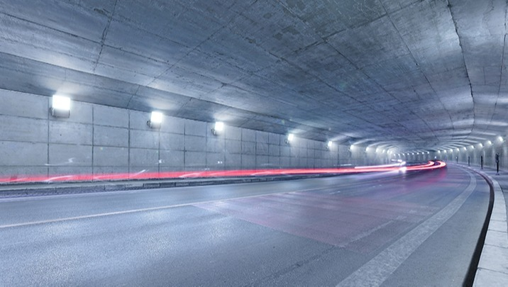 Signify's tunnel lighting solutions deliver on progress