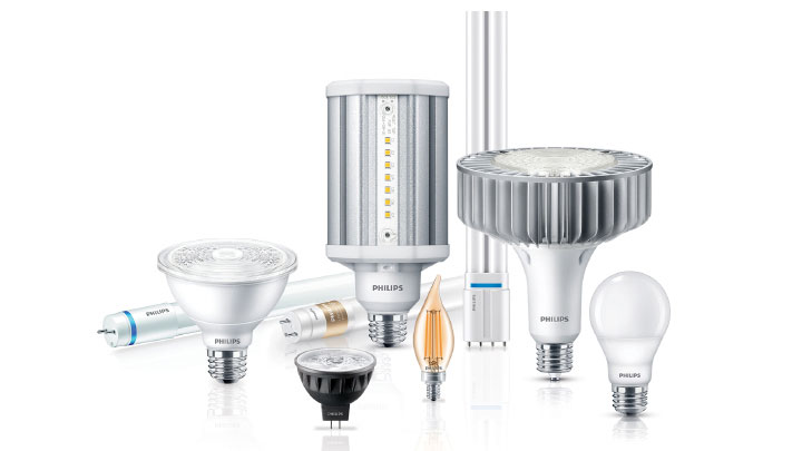 Philips Led Lamps Portfolio