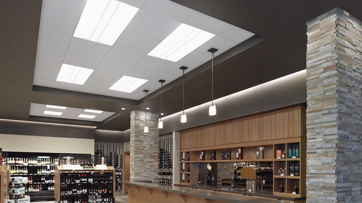 Make your recessed lighting project shine with Ledalite quality and value