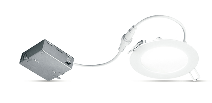 The Lightolier Flat Downlight Select