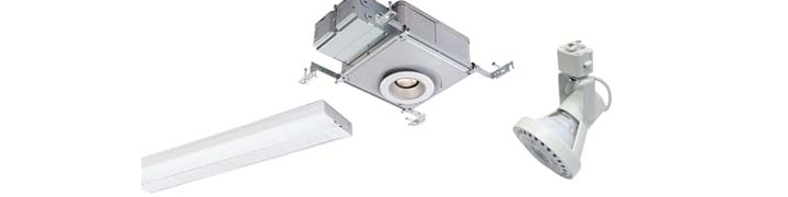 LED FluxGrid and FluxStream configuration, Valueline Undercabinet fixtures