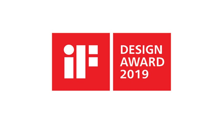Signify's investment in innovation pays off with 11 lighting design awards at the 2019 iF Design Awards