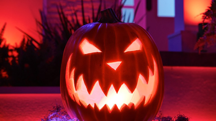 5 tricks for a Halloween treat with Philips Hue