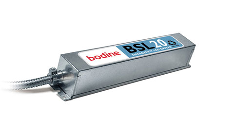 Bodine - BSL20 Emergency LED Driver