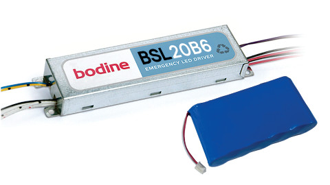 Bodine - BSL20B Cold Emergency LED Driver