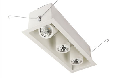 OmniSpot LED recessed multiples