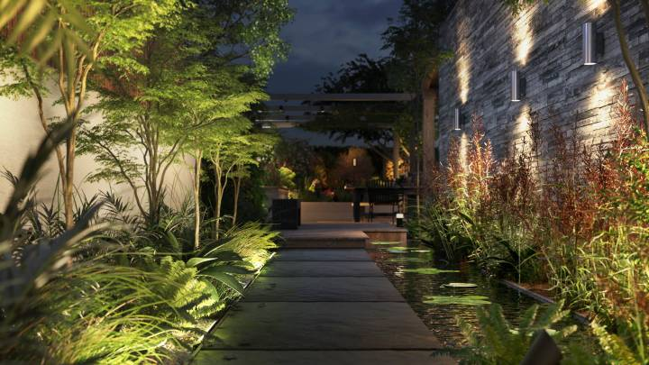 Home Signify Bedrijfswebsite, Outdoor Lighting Systems Home